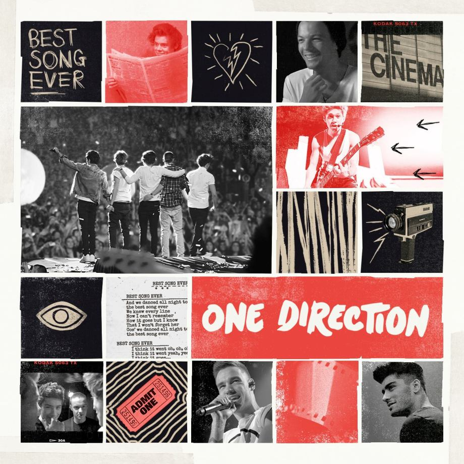 Cover Best Song Ever