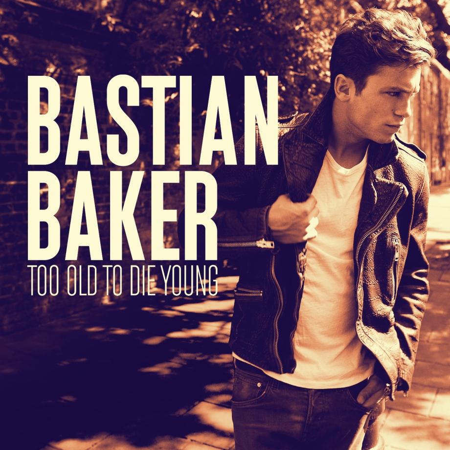 Bastian Baker - TOTDY - Album Cover
