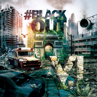 COVER EP #BLACKOUT