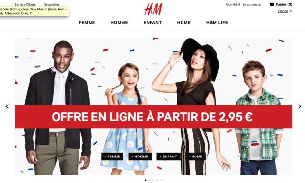 H&M FR | Les toutes dernières tendances de la mode et des vêtements de qualité au meilleur prix | H&M at 1.43.15 PM