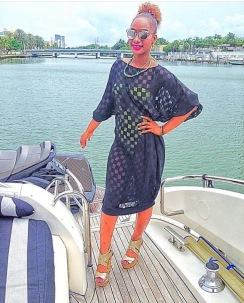 Alex Rotin's beach Dress