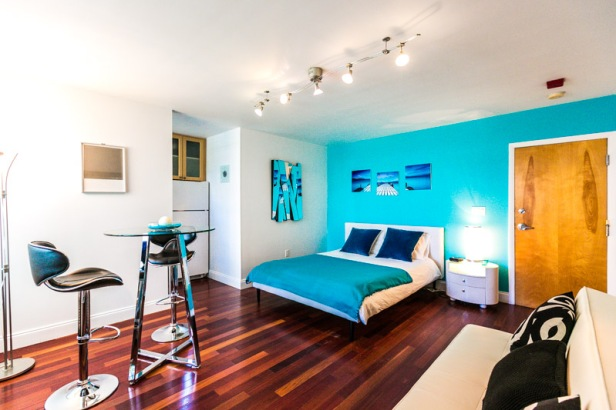 Studio Blue Hudson, à louer par OFCOURSEMIAMI