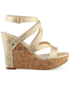 guess-gold-womens-harlee-cork-platform-wedge