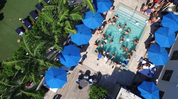 catilina hotel - rooftop - pool - patio - terrace- THE MAGIC CITY LIVING BLOG